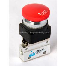 Válvula Mecánica Neumática MOV-01