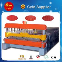 Fabricado na China, equipamento de produção de telhas de vidraça