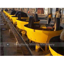 Wet Grinding Panning Mill Machine