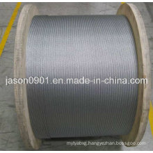 Steel Rope for Control Cable Automotive Systems, Wire Rope