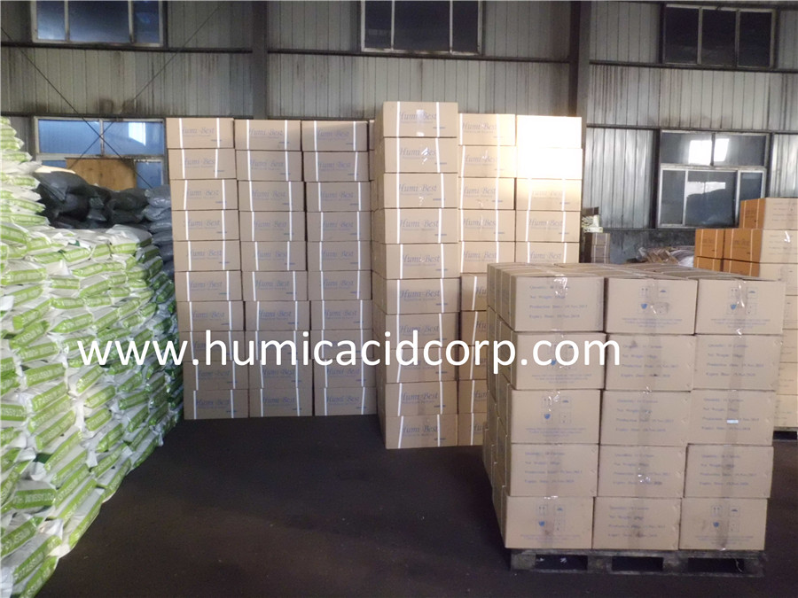 Special Oem Package Of Soluble Humic Acid