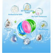 Biqian laundry detergent pods