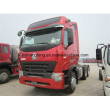 Sinotruk 40-60t Tractor Truck of HOWO A7 (371HP Engine)