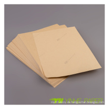 Wasserbasiertes mattes silbernes Haustier-Papier