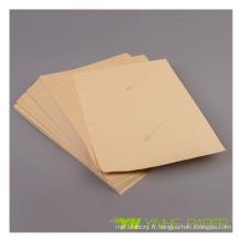 Papier pour animaux à base d'eau matte à base d'eau