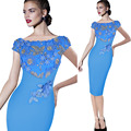 Womens Office Dress Special Occasion Party Bridesmaid Wedding Dress