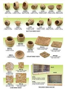 rattan bird nest