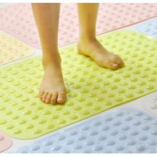 TPR tasteless massage bath mat