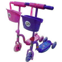 CE Approved Three Wheel Children Scooter (3108E)