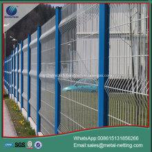 welded wire fence garden mesh fencing