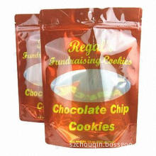 Food pouches, used for food packaging, high-protection from moisture and puncture
