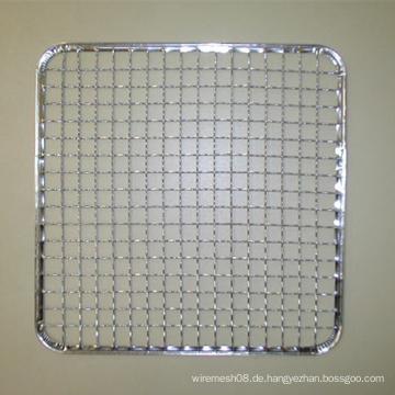Rostfreier Stahl-Grill-Maschendraht für den Export