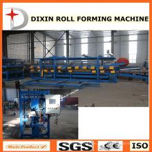 Cangzhou Dixin Fabricantes De Máquina De Painel De Sanduíche Famoso
