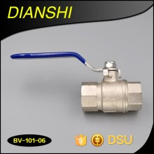 Long Lever Forged Brass Ball Valve