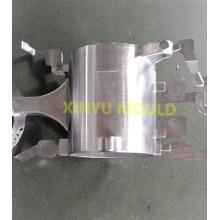 Good Quality for China Automobile Aluminum Parts Castings,Motorcycle Aluminum Parts Castings,Automobile Aluminum Die Casting Wholesale AC compressor comonent Casting supply to Aruba Factory