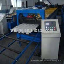 different type roof and wall forming machine