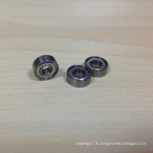 Roulement en acier inoxydable 440c SSR09zz SSR09-2RS SSR0zz Ssro-2RS