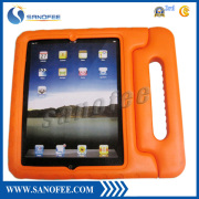 Kiddie Series Anti-Shock Handle Stand Case for iPad Air