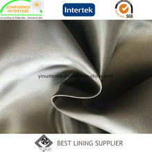 55%Polyester 45%Viscose Soft and Shiny Two Tone Satin Lining 108-112GSM