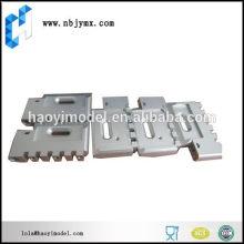Partes inferiores de la máquina del cnc del metal de la venta del precio bajo. fabricación