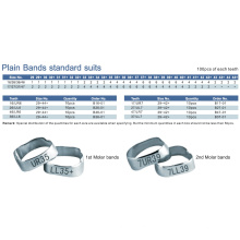 Plain Molar Bands