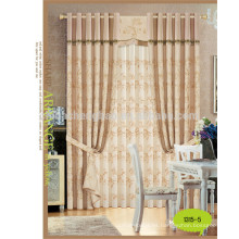 Hilado metálico Estilo y decoración, cortina del traje de la característica de la cortina ancha