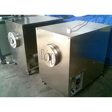 Stainless Steel Peanut Processing Machines , Coffee Bean Roasting Machine
