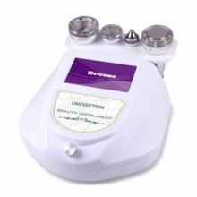 Горячая распродажа 4на1 40к Cavaitation Sextupolar Квадрупольный Двухполярный RF фотона в вакууме для похудения