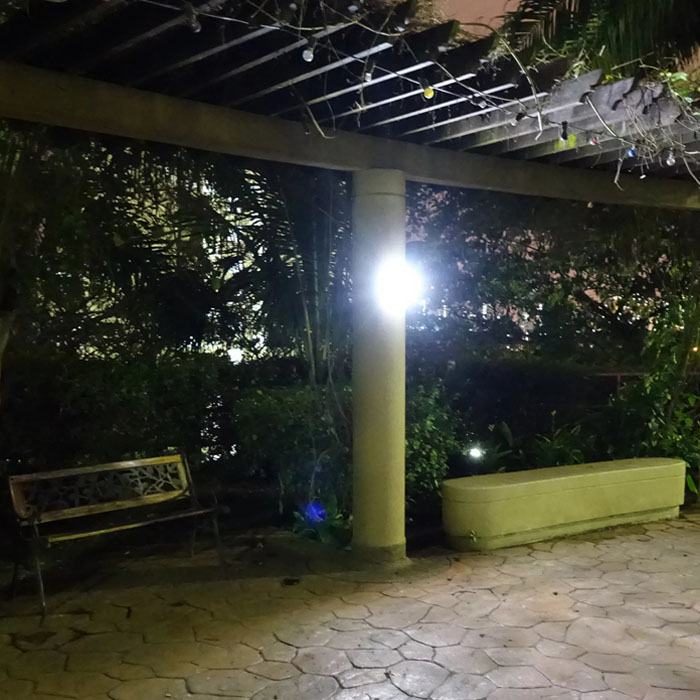 Solar Lights With Remote Control Rechargeable 9