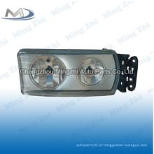 Euro tuck // Iveco Camião // parte do corpo do veículo da cabeça da lâmpada