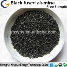 Suprimento de fábrica de alta qualidade refratário / alumínio fundido preto / alumínio fundido preto