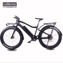 2017 Fat Tire 8fun mid drive electric mountain bike,48v500w e fat bike made in china Hot sell