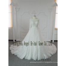 Западные Корсет Без Бретелек Линии Длинные Свадебные Свадебное Платье