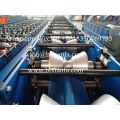 customized ridge cap roll forming machine without cutter