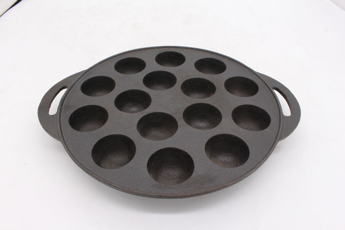 Cast Iron Baking Round Pan