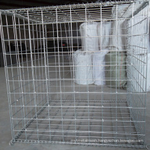 Hot-dipped Galvanized Welded Gabion Box