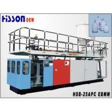 Hsb-25APC de máquina de molde do sopro da extrusão PC 25L
