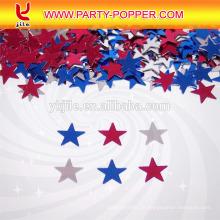 Umweltfreundliche Material Party Poppers Konfetti / Party schmücken Pailletten / bunte Hochzeit Papier Konfetti Shooter