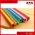 borrador de lápiz flexible de árbol, lápiz de lujo, lápiz flexible