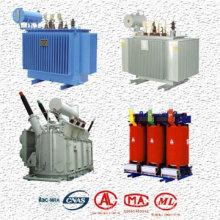6 - 220kV poder, horno, rectificador transformador fabricación