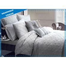 Home Textile Luxo Satin Bedding Consolador (conjunto)
