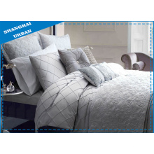 Домашний текстиль Роскошный сатиновый комплект постельных принадлежностей (комплект)