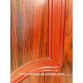 China porta de madeira maciça interior design da porta do quarto para villa de luxo Escolha mais popular do fornecedor