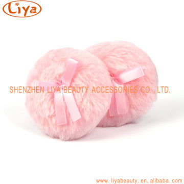 Bowknot Loose Powder Puff Cutom Color
