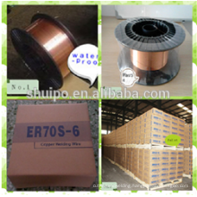 co2 Welding Wire or Spool Copper-coated Solid Welding Wire Spool