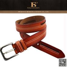 Light Brown Genuine Designer Leather Belts