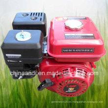 Motor de gasolina 170f pequeño refrigerado por aire de 212 cc