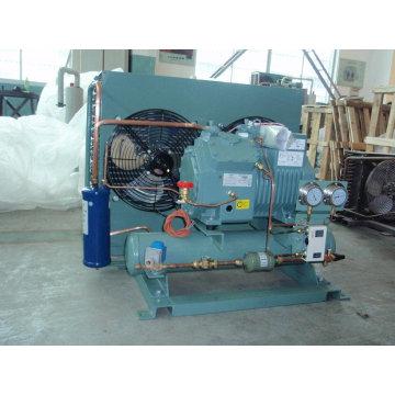 Полугерметичный конденсаторный блок Bitzer для охлаждения