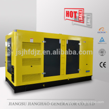 Soundproof 300kw electric generators with volvo engine and stamford alternator