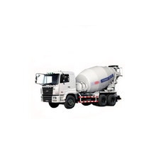 Mobile Mounted Concrete Mixer Truck